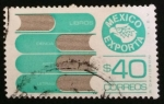 Sellos del Mundo : America : México : México exporta - Libros