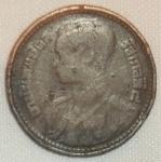 monedas de Asia - Tailandia -  1946 (Anverso)