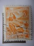 Stamps Yugoslavia -  Industria Pesquera.