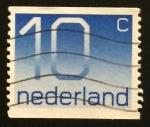 Sellos del Mundo : Europa : Holanda : Valor