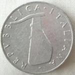 monedas de Europa - Italia -  1953 (Anverso)