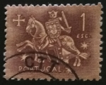 Stamps Portugal -  Guerrero