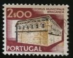 Stamps Portugal -  Domus Municipalis Bragança