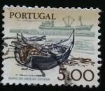 Sellos del Mundo : Europa : Portugal : Barca