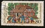 Sellos del Mundo : Europa : Alemania : Casa de Hamburgo