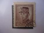 Sellos de Europa - Checoslovaquia -  Stefánik Milán Rastislav.