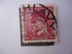 Stamps Czechoslovakia -  Thomas Garique Masaryk