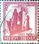 Sellos del Mundo : Asia : India : Intercambio 0,20 usd 5 p. 1967