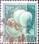 Sellos del Mundo : Asia : India : Intercambio 0,20 usd 50 p. 1967