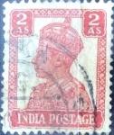 Sellos de Asia - India -  Intercambio 0,20 usd 2 a. 1941