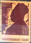 Sellos de Asia - India -  Intercambio cxrf 0,55 usd 20 p. 1968