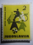 Sellos de Europa - Yugoslavia -  Posta Yugoslavija. Children Week