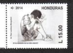 Stamps Honduras -  25 Aniversario de la Convención de los Derechos del Niño