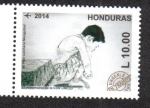 Sellos de America - Honduras -  25 Aniversario de la Convención de los Derechos del Niño