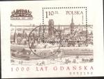 Sellos del Mundo : Europa : Polonia : Ciudad de Gdansk