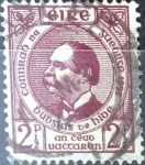 Stamps Ireland -  Intercambio 0,50 usd 2,5 p. 1943