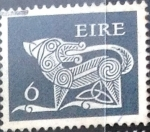 Stamps : Europe : Ireland :  Intercambio 0,40 usd 6 p. 1975