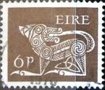 Sellos del Mundo : Europa : Irlanda : Intercambio 0,25 usd 6 p. 1969