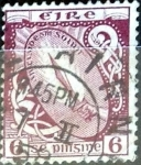 Stamps : Europe : Ireland :  Intercambio 0,40 usd 6 p. 1942