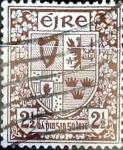 Stamps : Europe : Ireland :  Intercambio 0,75 usd 2,5 p. 1941