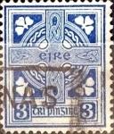 Sellos de Europa - Irlanda -  Intercambio 0,40 usd 3 p. 1941