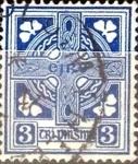 Stamps : Europe : Ireland :  Intercambio 0,40 usd 3 p. 1941