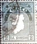 Sellos del Mundo : Europa : Irlanda : Intercambio 0,40 usd 2 p. 1940