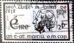 Sellos del Mundo : Europa : Irlanda : 2 p. 1938