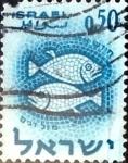 Stamps Israel -  Intercambio 0,20 usd 50 a.1961