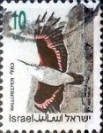 Sellos de Asia - Israel -  Intercambio 0,20 usd 10 a.1992