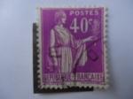 Stamps : Europe : France :  Republique Française