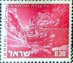 Sellos de Asia - Israel -  Intercambio 0,20 usd 30 A.1972
