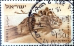 Stamps : Asia : Israel :  Intercambio crxf 0,20 usd 150 p, 1954