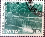 Stamps : Asia : Israel :  Intercambio 0,20 usd 5 a. 1972