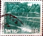 Stamps : Asia : Israel :  5 a. 1972