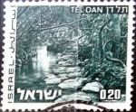 Stamps : Asia : Israel :  20 a. 1973
