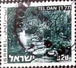 Stamps : Asia : Israel :  Intercambio 0,20 usd 20 a. 1973