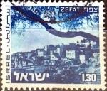 Sellos de Asia - Israel -  Intercambio 0,20 usd 1,30 £  1974