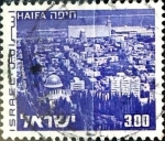 Stamps : Asia : Israel :  Intercambio 0,20 usd 3 £  1972