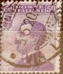 Sellos del Mundo : Europa : Italia : Intercambio 0,30 usd 50 cent. 1908