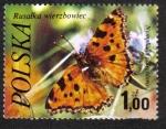 Sellos del Mundo : Europa : Polonia : Mariposas