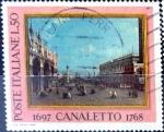 Sellos del Mundo : Europa : Italia : Intercambio 0,20 usd 50 liras 1968