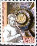 Stamps Italy -  Intercambio 4,00 usd 2,80 euro 2007