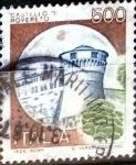 Sellos de Europa - Italia -  Intercambio 0,20 usd 500 liras 1980