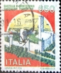 Sellos de Europa - Italia -  Intercambio 0,30 usd 650 liras 1986
