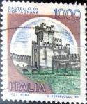 Sellos del Mundo : Europa : Italia : Intercambio 0,20 usd 1000 liras 1980