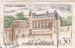 Stamps France -  castillo d´Amboise