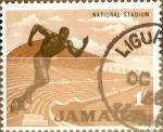 Stamps : America : Jamaica :  Intercambio cxrf 0,20 usd 1 sh. 1964