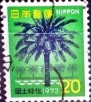 Sellos del Mundo : Asia : Japón : Intercambio crf 0,20 usd 20 y. 1973
