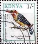 Sellos del Mundo : Africa : Kenya : Intercambio 0,20 usd 1 sh. 1993